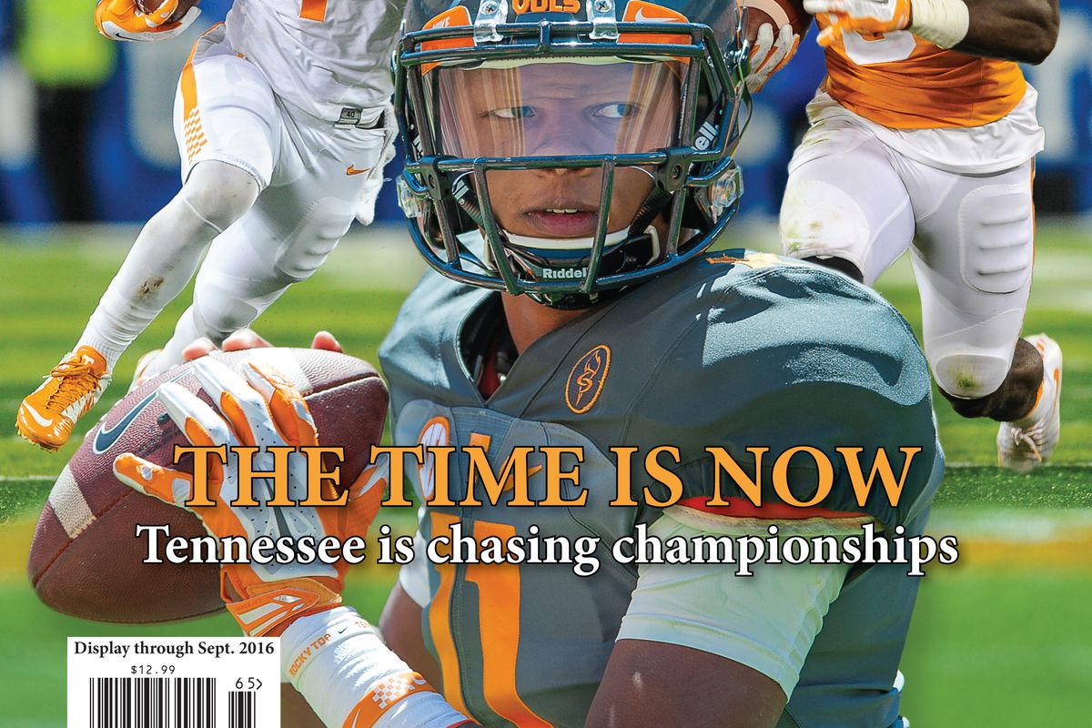 Rocky Top Tennessee 2016 cover