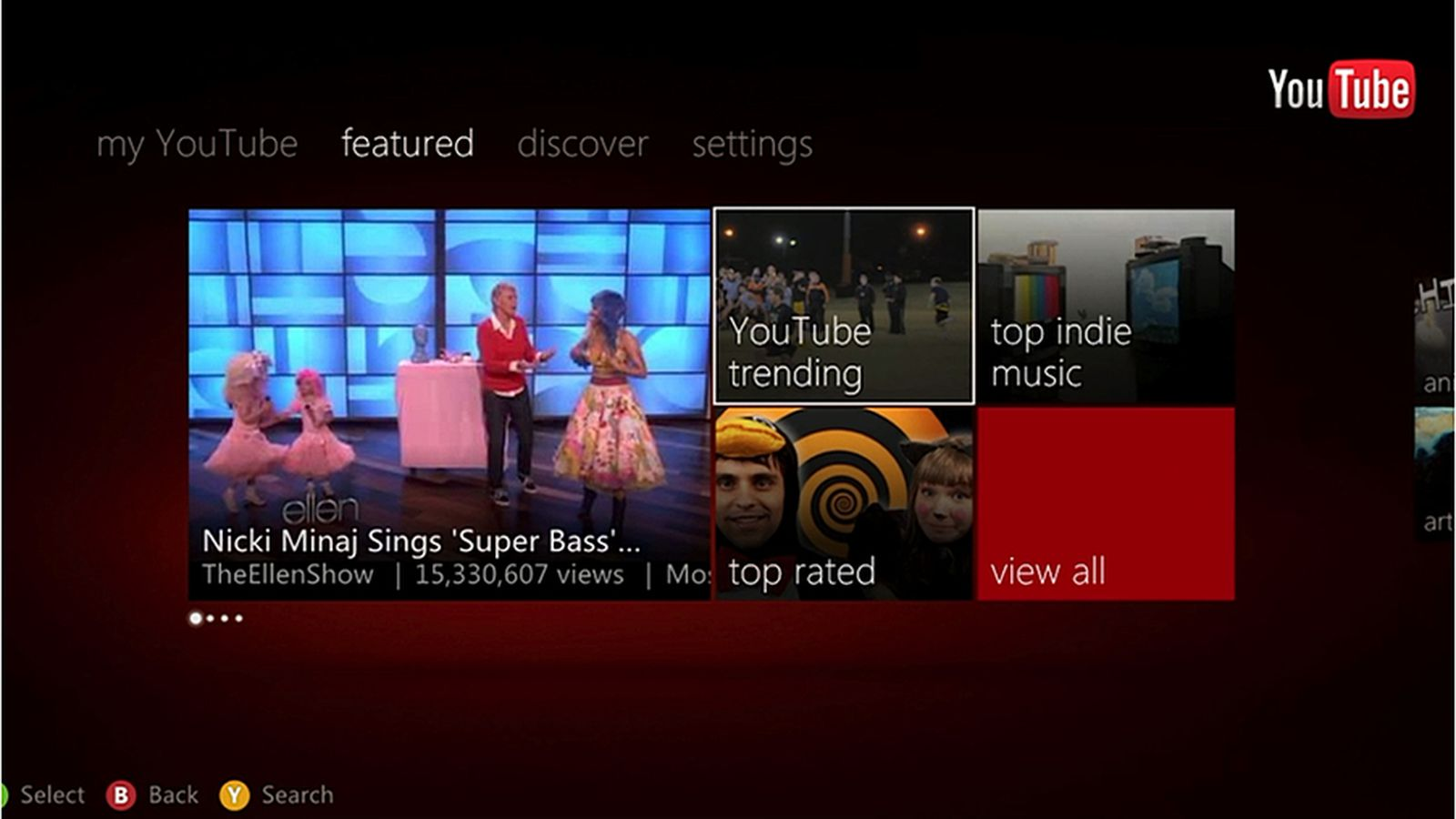 YouTube, Verizon FiOS TV, and more now available for Xbox ...