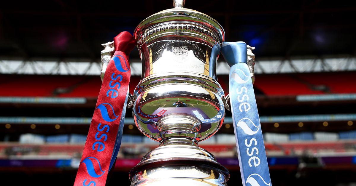 Tottenham Hotspur draw non-league side Marine F.C. in FA ...