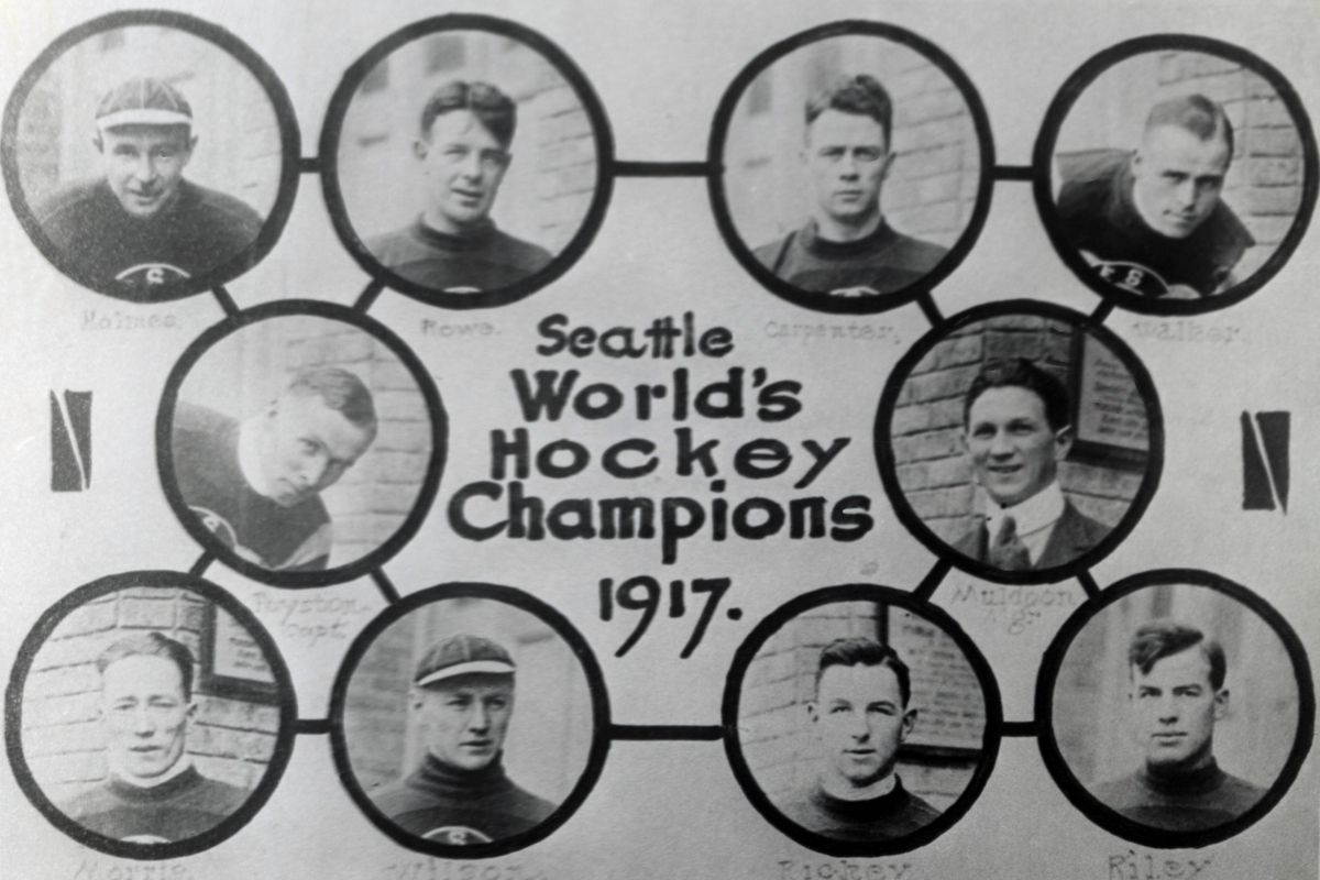 Image result for the first u.s. team to win the stanley cup in 1917