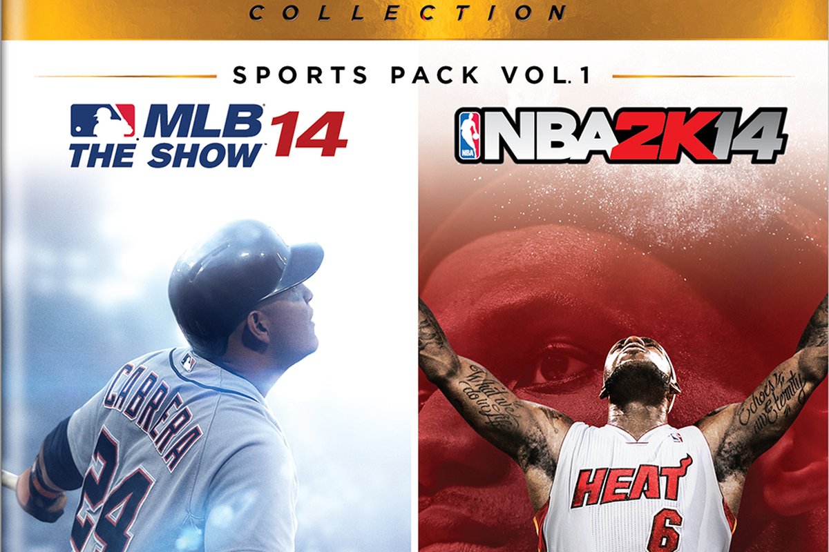 Mlb 14 The Show And Nba 2k14 Combine For A Ps3 Double Play Polygon