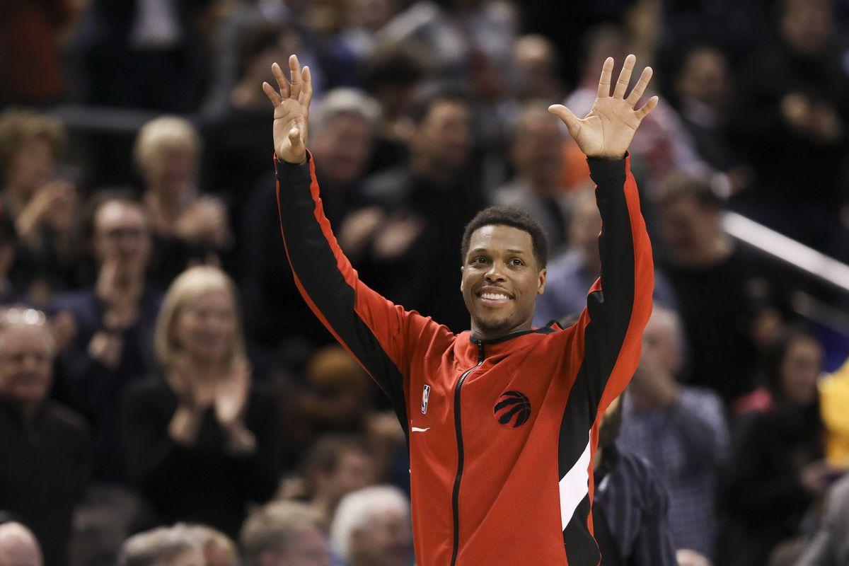 The Toronto Raptos took on the Atlanta Hawks
