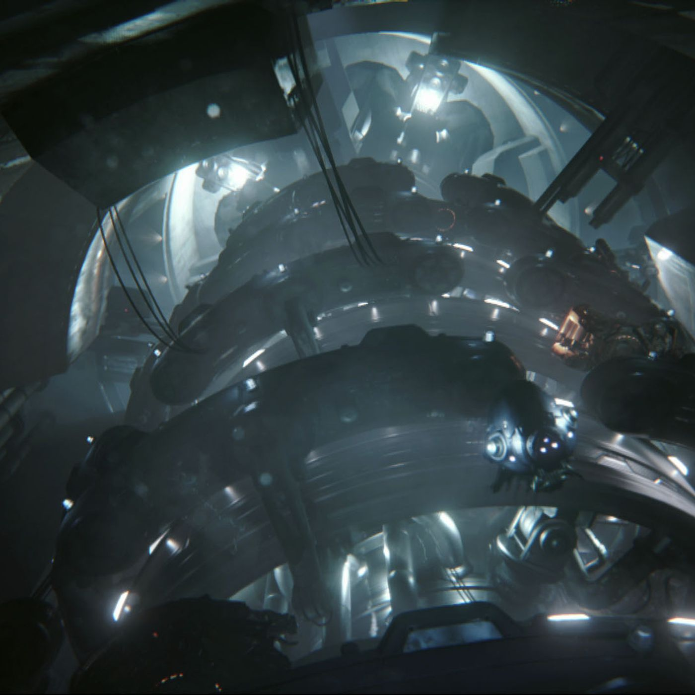 Unreal Engine 4 video dissects 'Infiltrator' visual effects