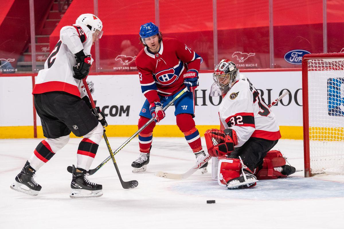 NHL: MAY 01 Senators at Canadiens