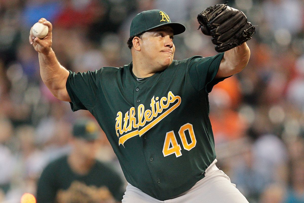"""It's Bartolo's """"happy day"""", and his second start since his age caught up with his jersey number."""
