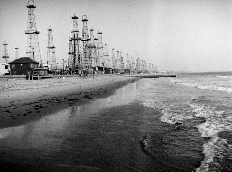 Venice Oil Field
