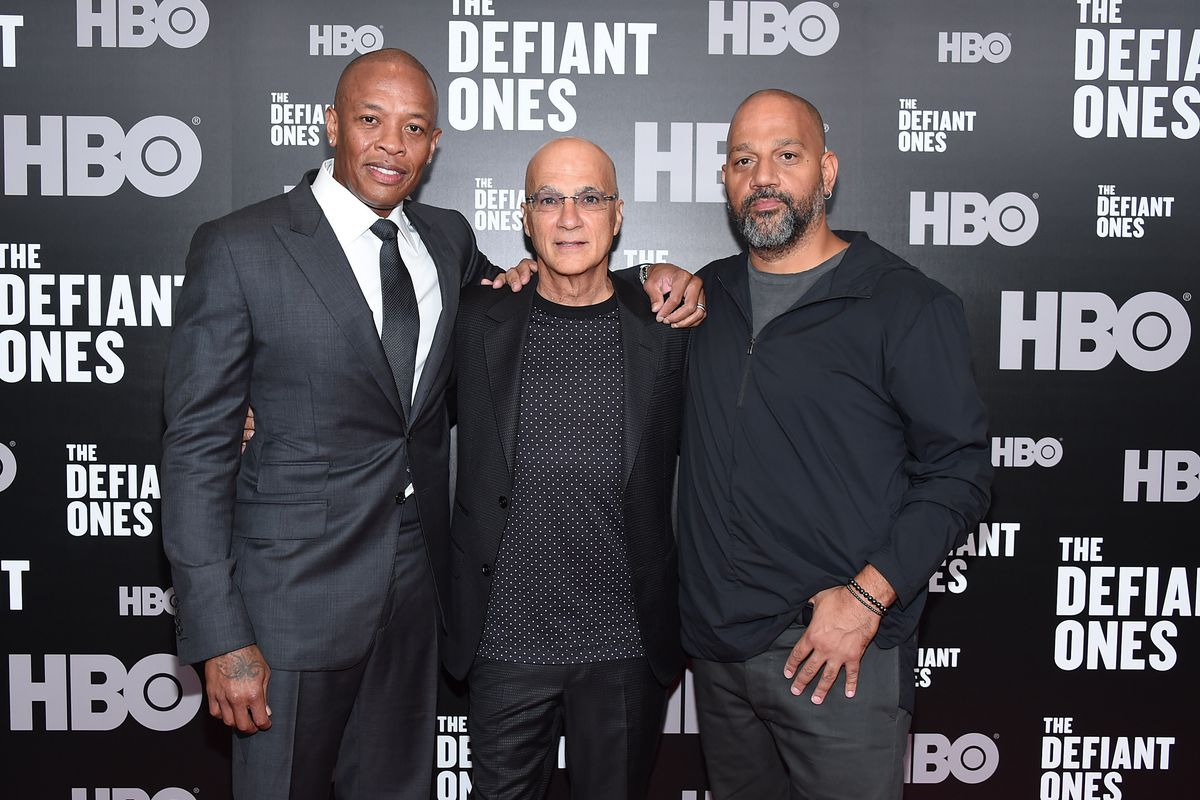 'The Defiant Ones' New York Premiere