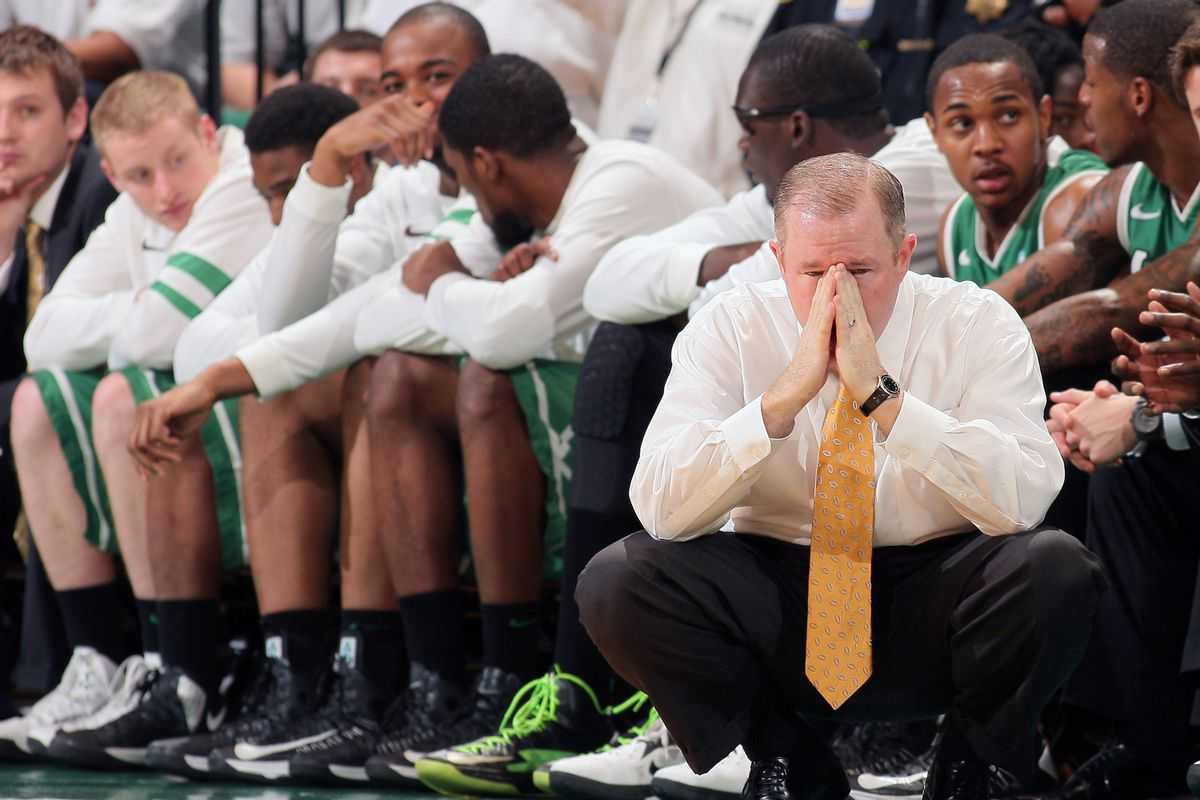 Tom Herrion and the Herd have had a tough start to the year.