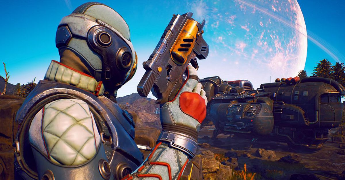 The Outer Worlds is coming to Nintendo Switch in early 2020