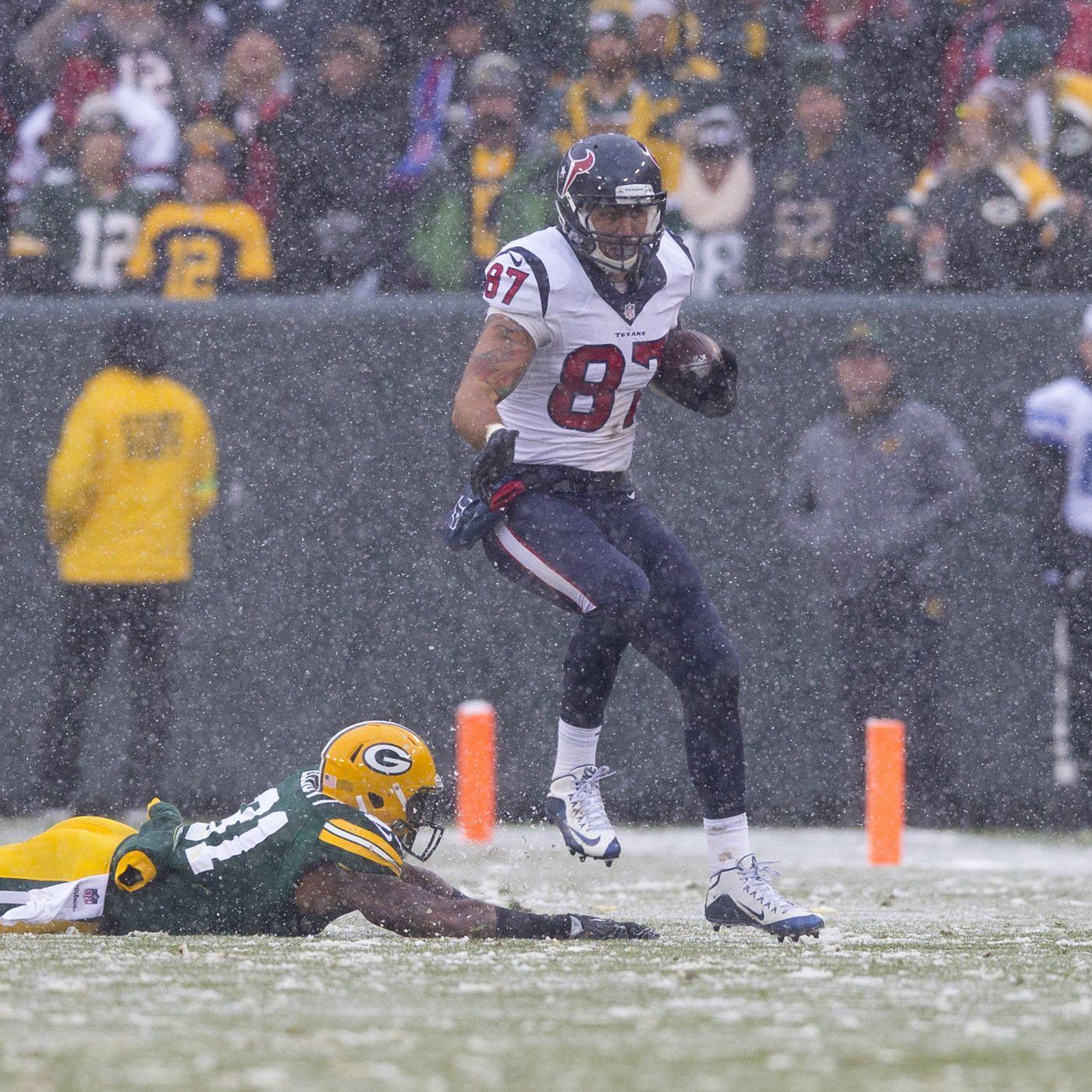 Final Score Post Game Recap Texans 13 Packers 21 Battle Red Blog