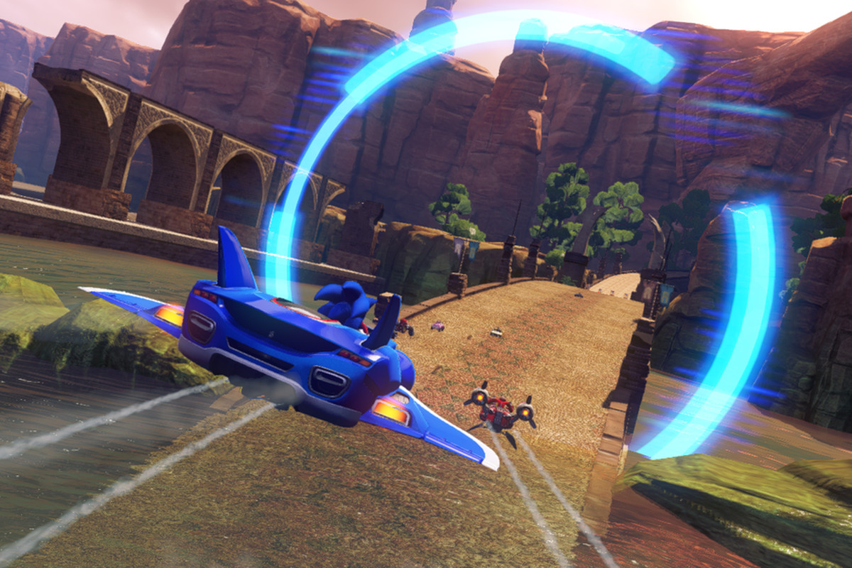 Gallery Photo: Sonic & All-Stars Racing Transformed gallery