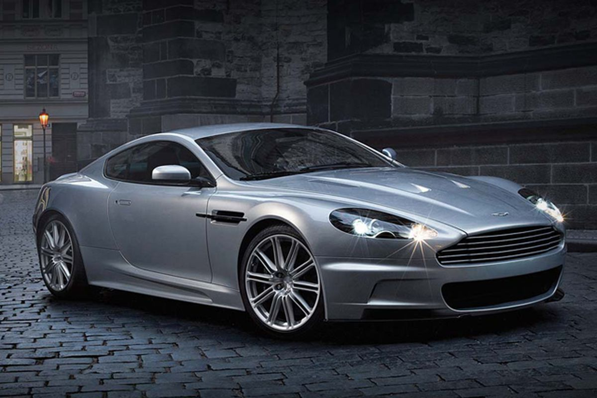 Counterfeit Parts Force Aston Martin To Recall Percent Of Cars - 2007 aston martin