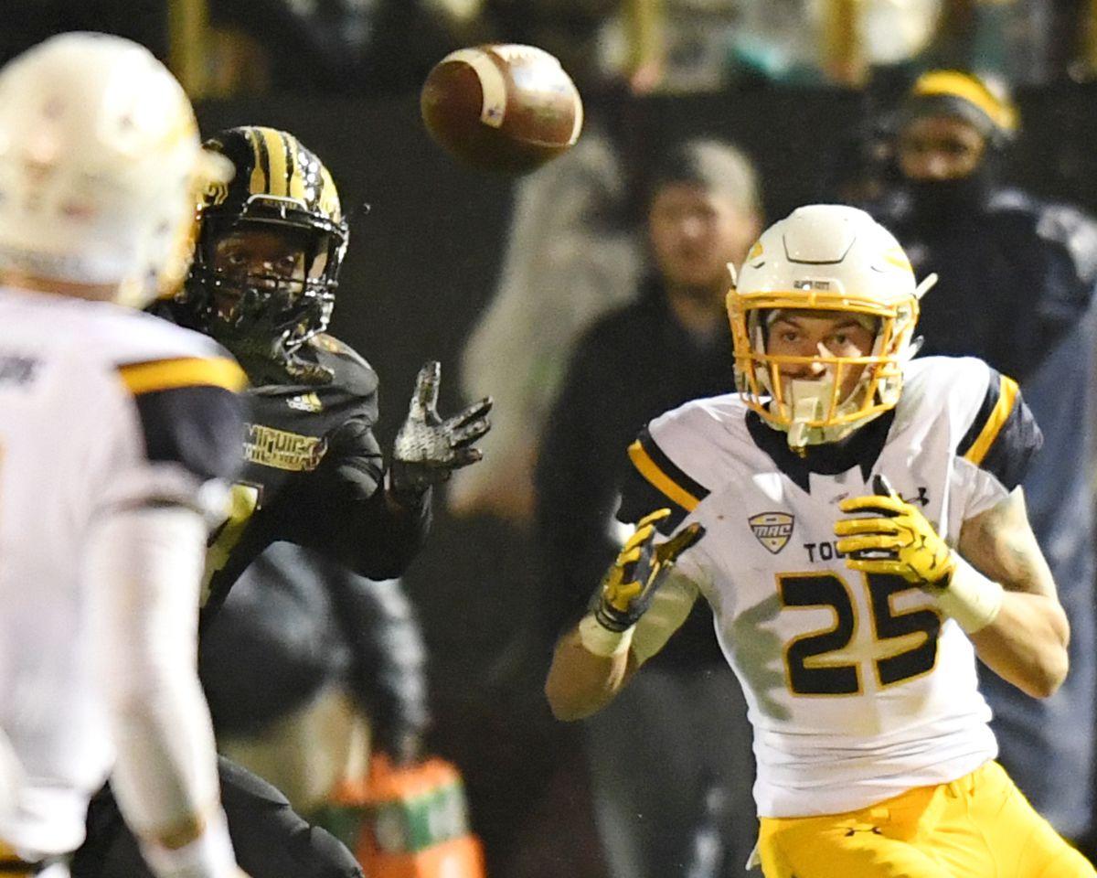 NCAA Football: Toledo at Western Michigan