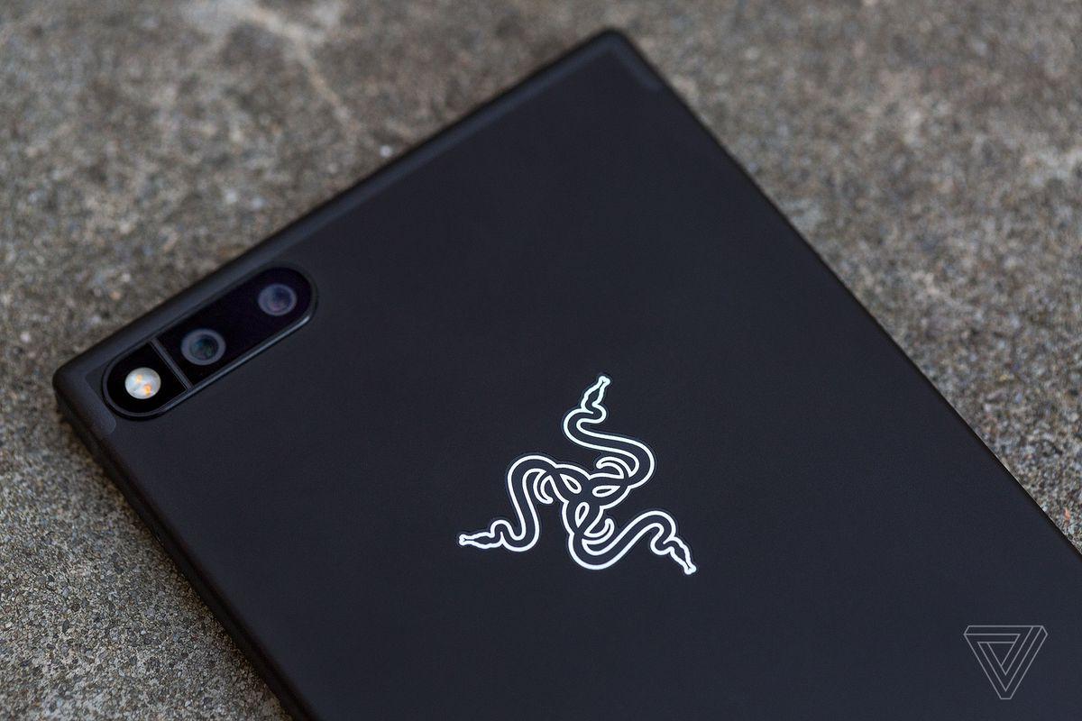 The Razer Phone is a demo of tomorrow's display tech - The Verge