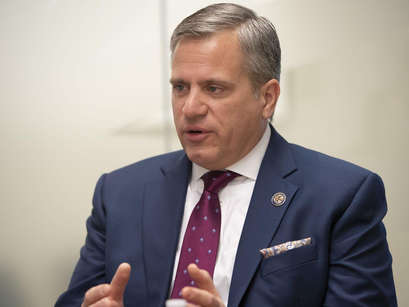 Robert F. Martwick, Illinois Senate 10th District Democratic nominee and incumbent, 2020 election, endorsement
