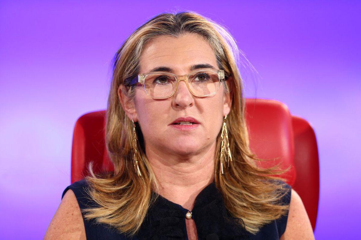 A&E CEO Nancy Dubuc