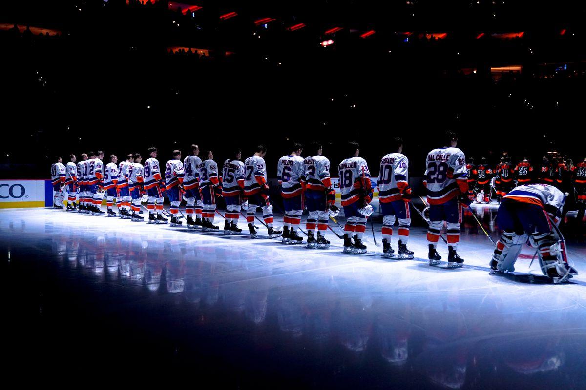 NHL: NOV 16 Islanders at Flyers