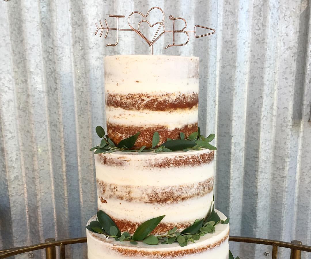 A Vegan Wedding Cake From Capital City Bakery Facebook