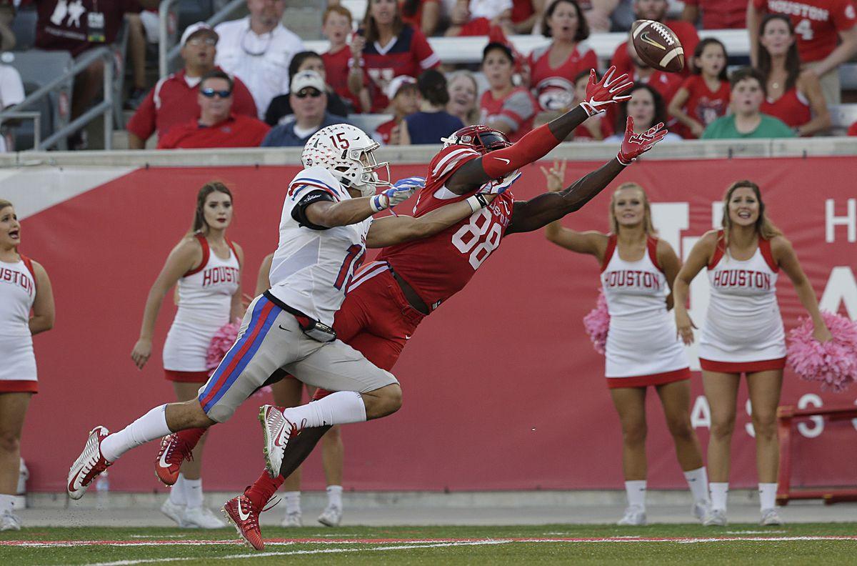 NCAA Football: Southern Methodist at Houston
