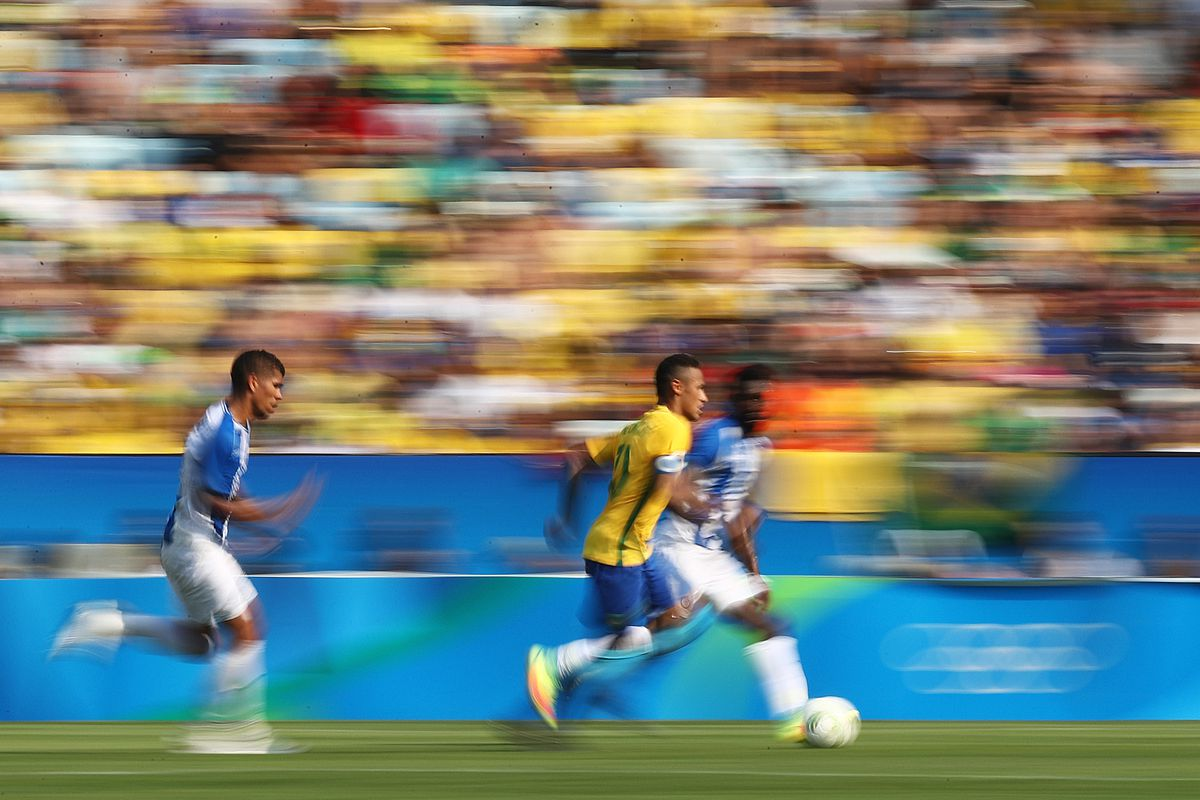 All focus on Neymar in the Gold Medal match.