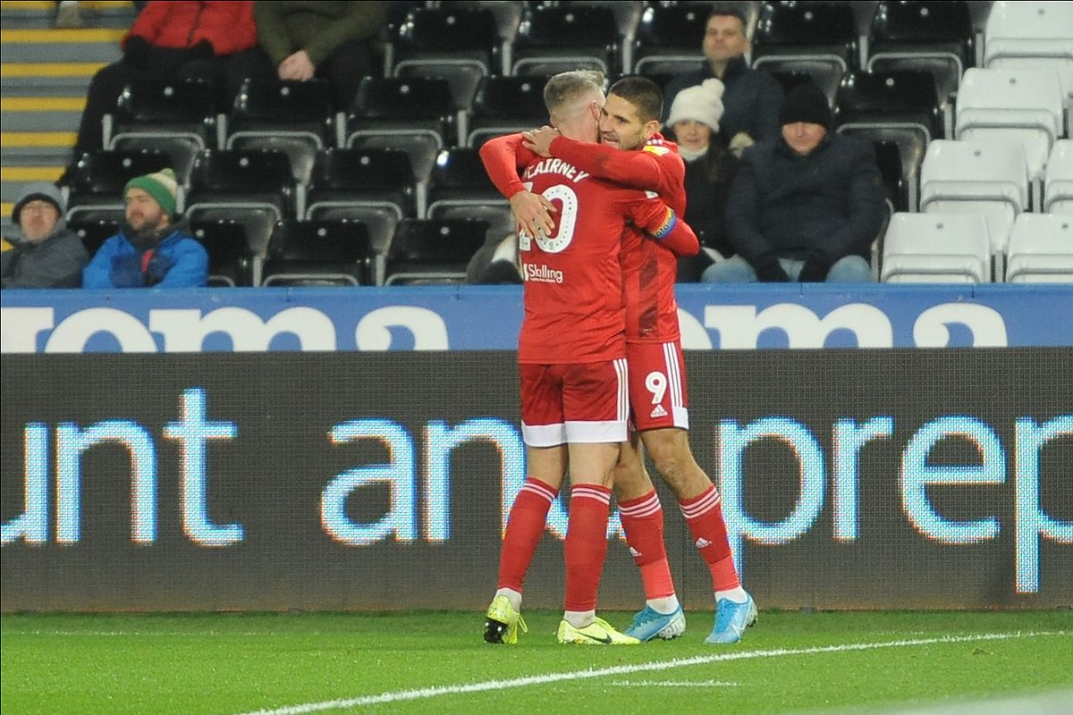 Swansea City v Fulham - Sky Bet Championship