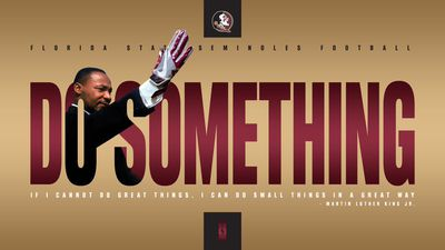 DxdASp9X0AElyKs - 4 problematic things about FSU's bizarre, deleted MLK graphic