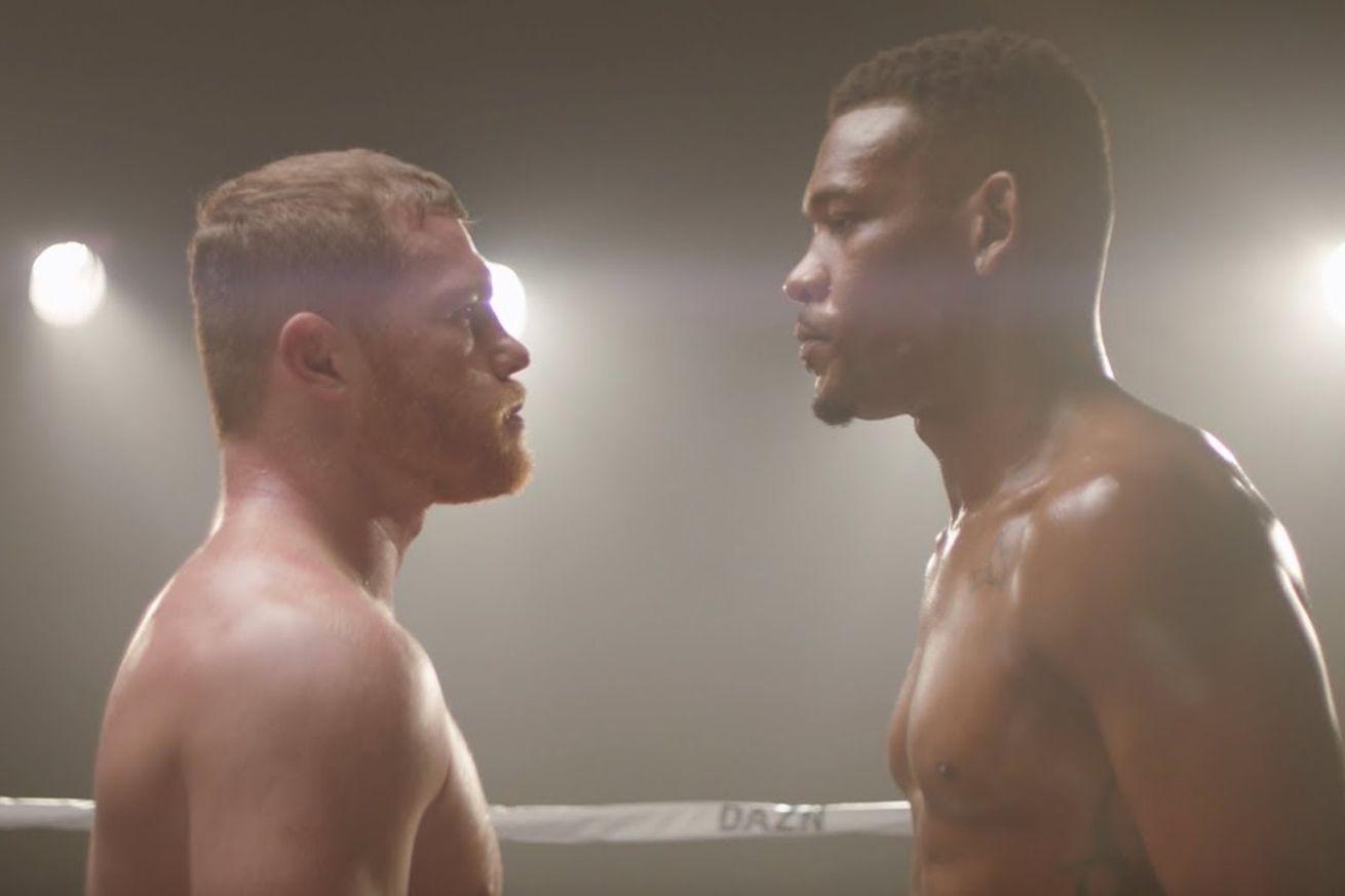 """maxresdefault.0 - Watch the first episode of """"40 Days: Canelo vs Jacobs"""""""