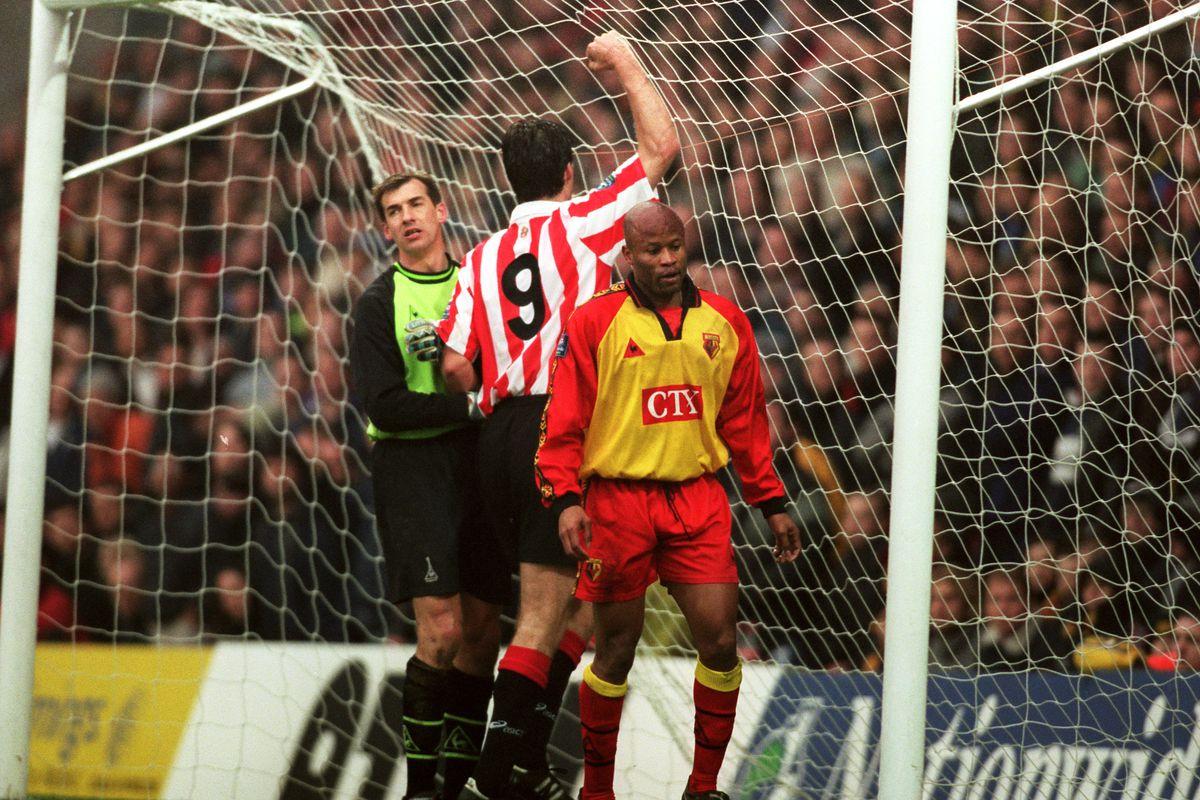 Soccer - Nationwide League Division One - Watford v Sunderland