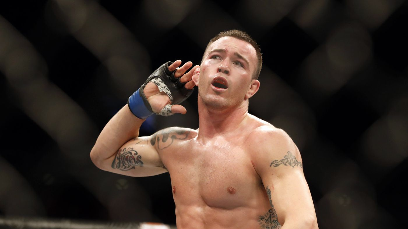 Colby Covington afraid of getting stood up by Kamaru Usman at UFC 245
