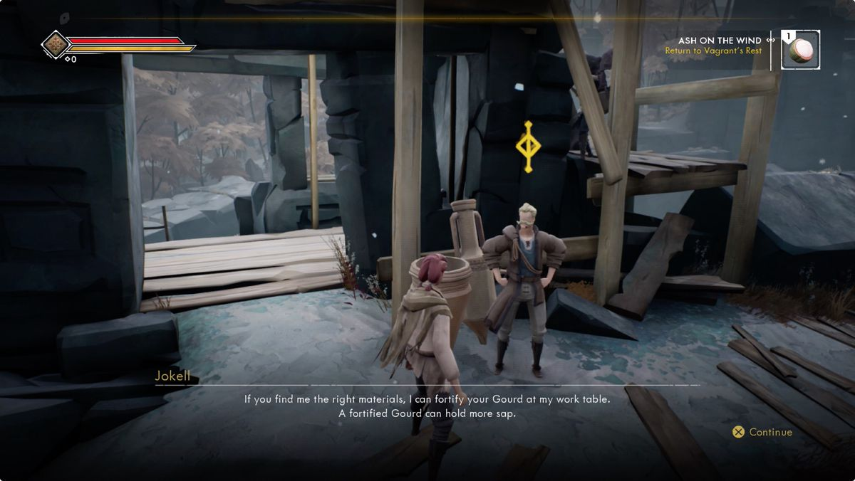 Ashen beginner's tips and trick guide