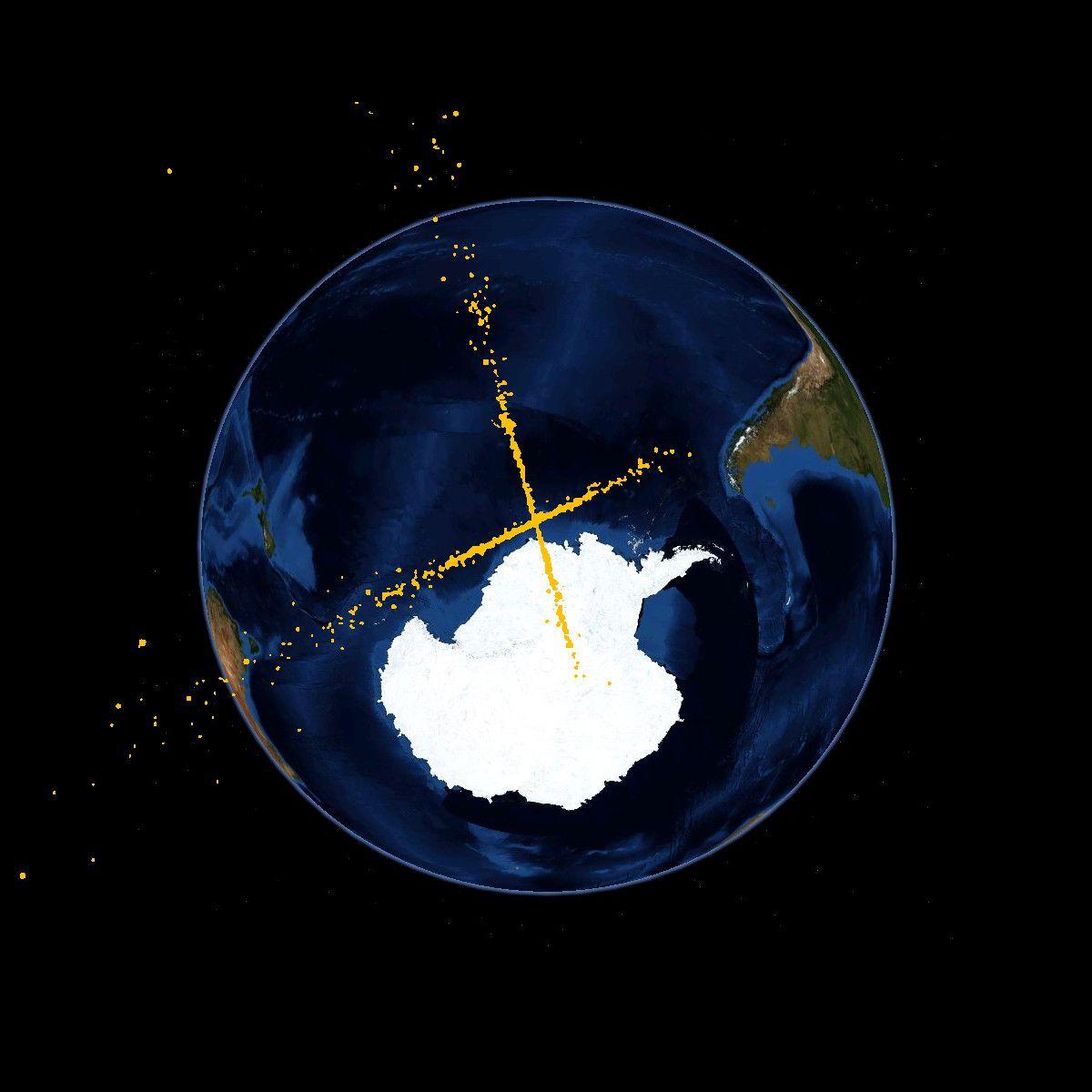 orbital debris 4