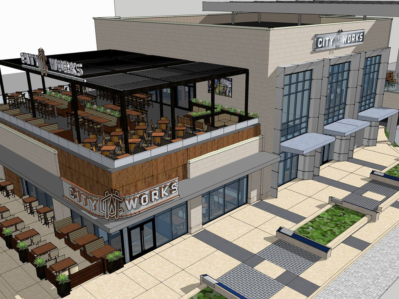 Small Sporty Chain City Works Is Headed To Frisco