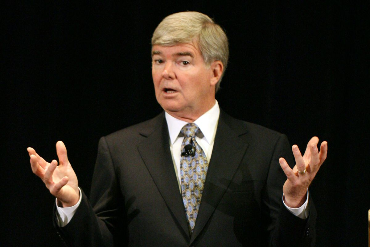 Who's cheating now, Mr. Emmert? I think it's you. And you are cheating the fans.
