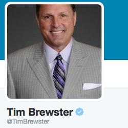 Tim Brewster