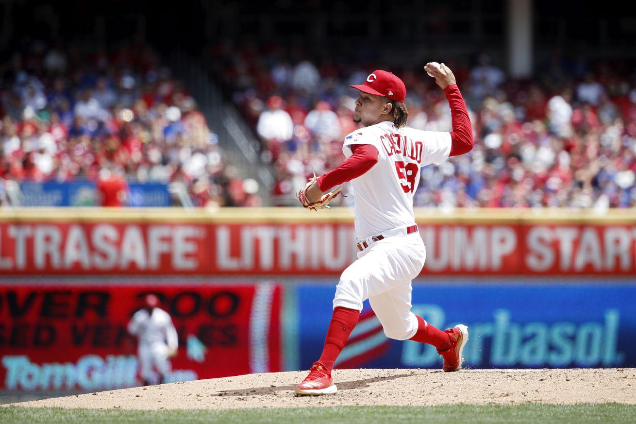 Game 121: Cardinals at Reds (7:10 PM ET) - Wainwright vs. Castillo