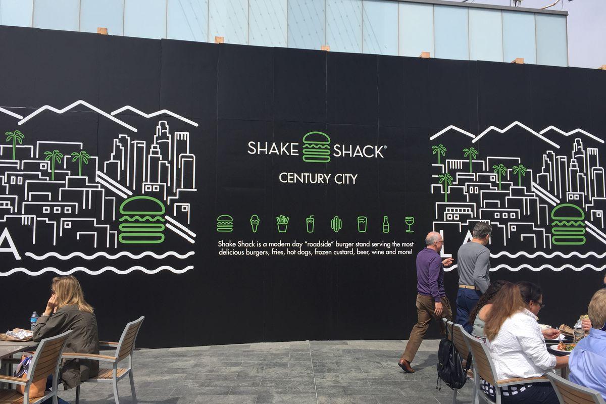 Shake Shack Century City
