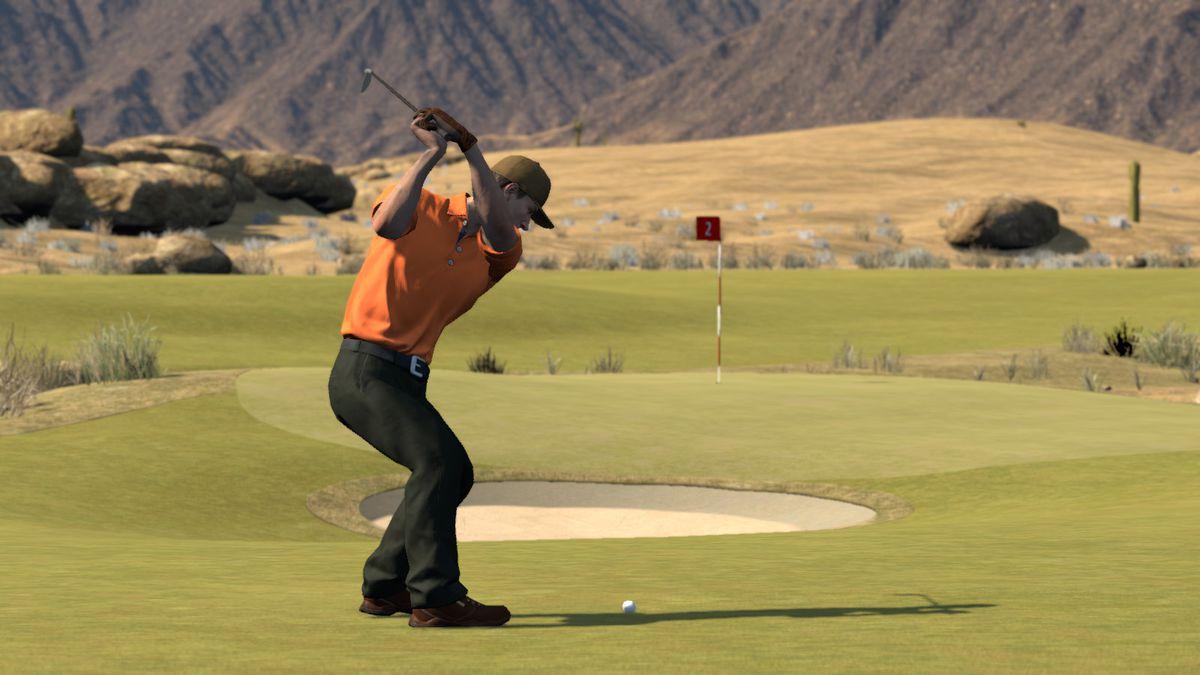 Gallery Photo: The Golf Club screenshots