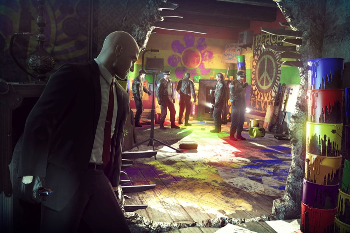 Gallery Photo: Hitman Resolution Contracts gallery