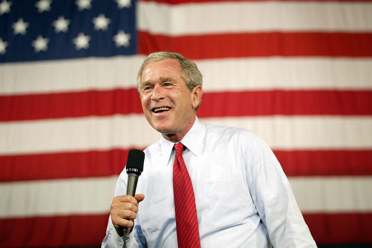 George W Bush Bigotry Is Emboldened In Today S America Vox