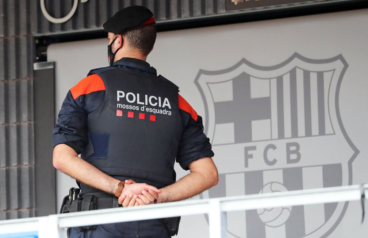 FC Barcelona v Fortuna Hjorring - Women's UEFA Champions League Round Of 16 Leg One