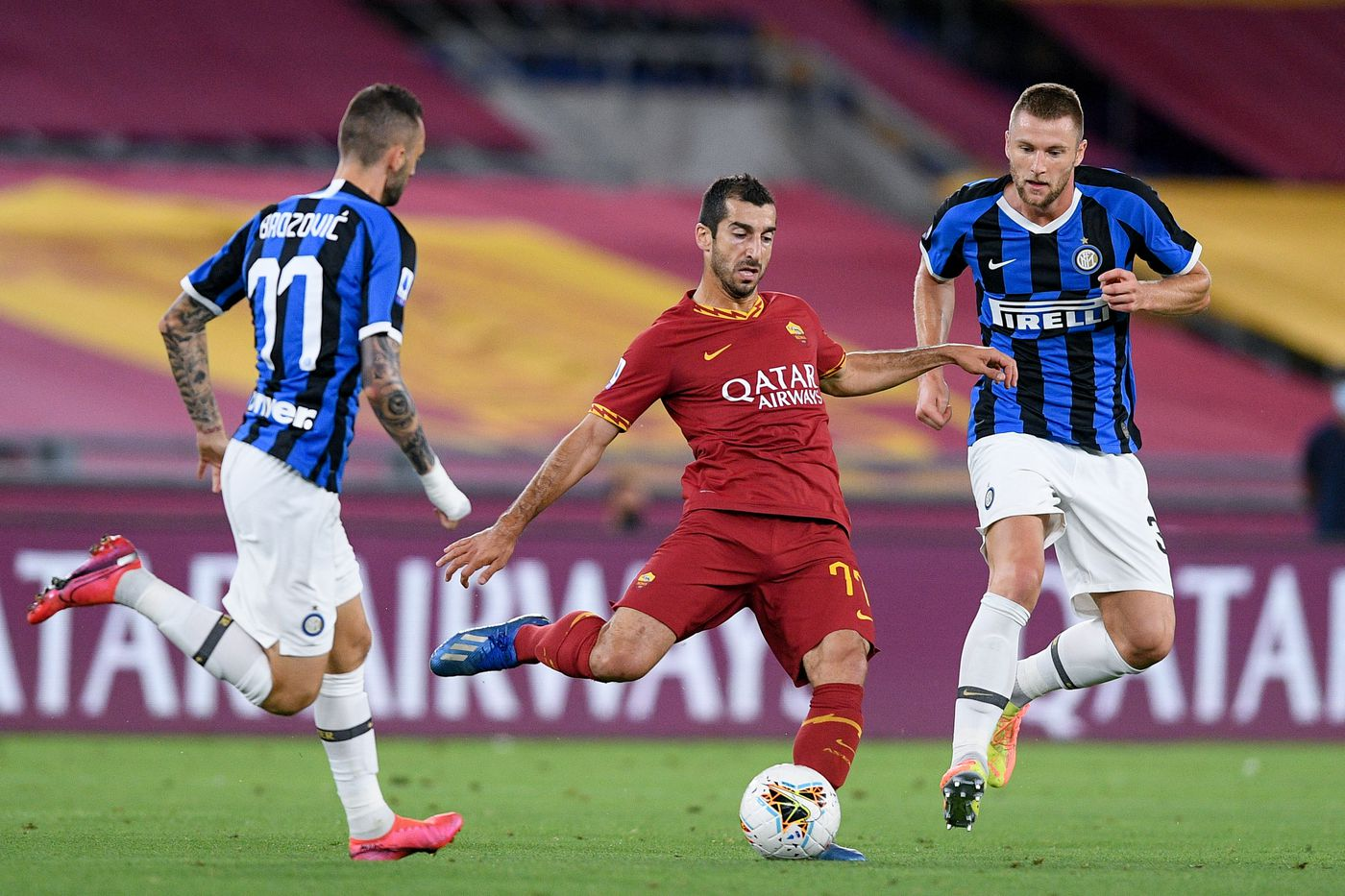 AS Roma vs Inter Milan: Match Preview - Serpents of Madonnina