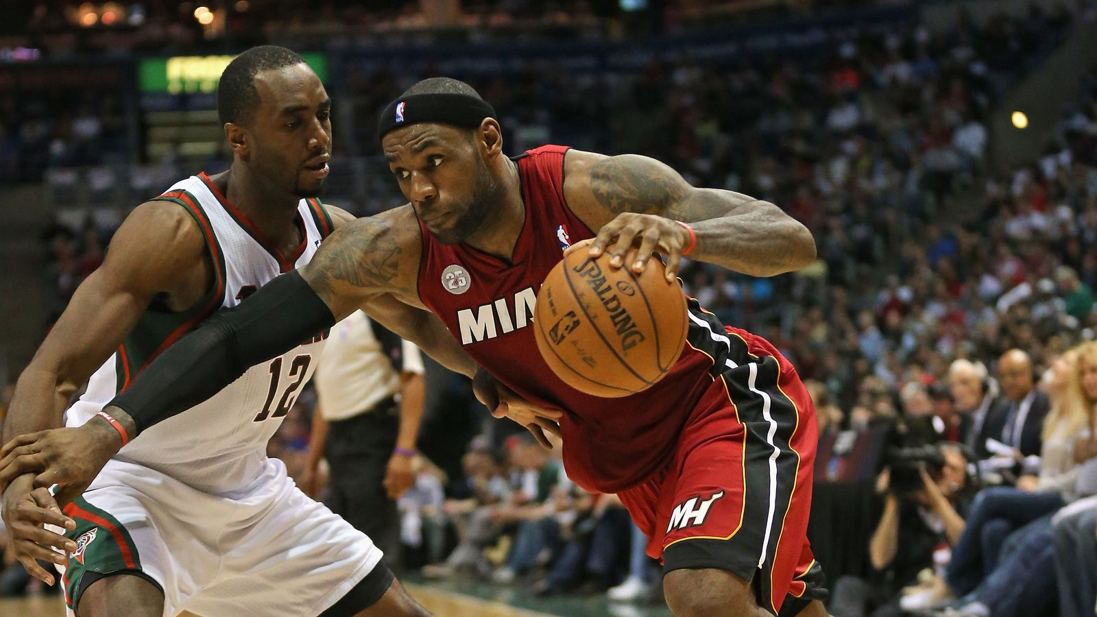 Heat Vs Bucks Image: Heat Vs. Bucks Game #4: Miami Sweeps Milwaukee Out Of