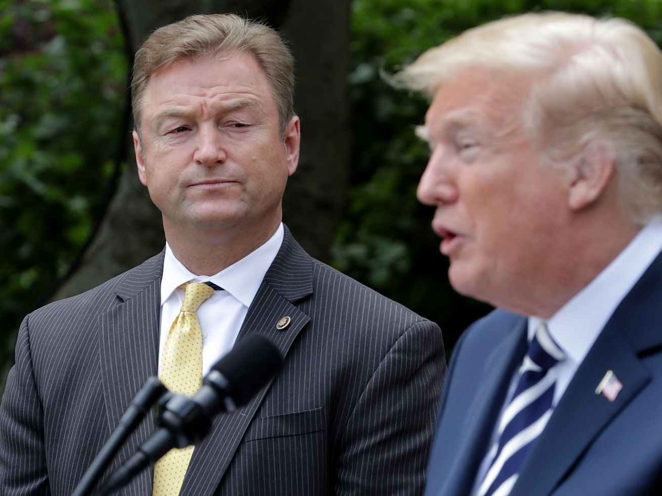 Sen. Dean Heller once said another Trump Supreme Court pick would help turn out Republican voters.