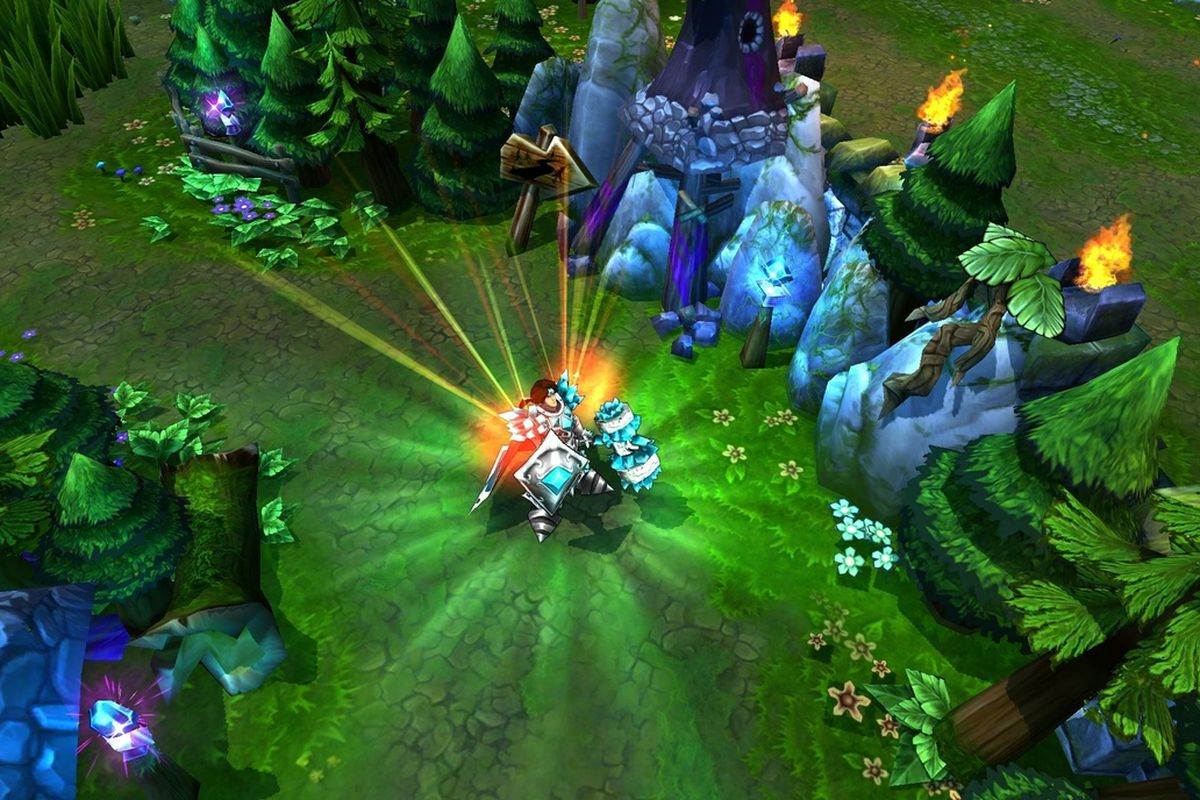 League of Legends dev axes third-party skins to protect against ...