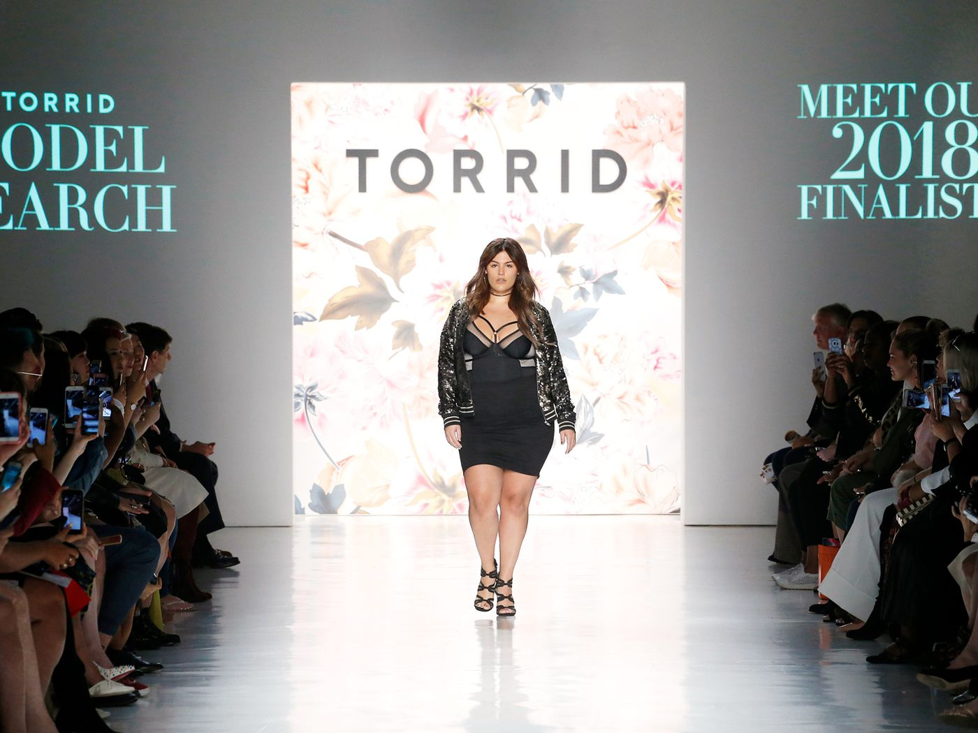 Torrid S Nyfw Show Reaffirmed Fashion S Disdain For Fat People Racked