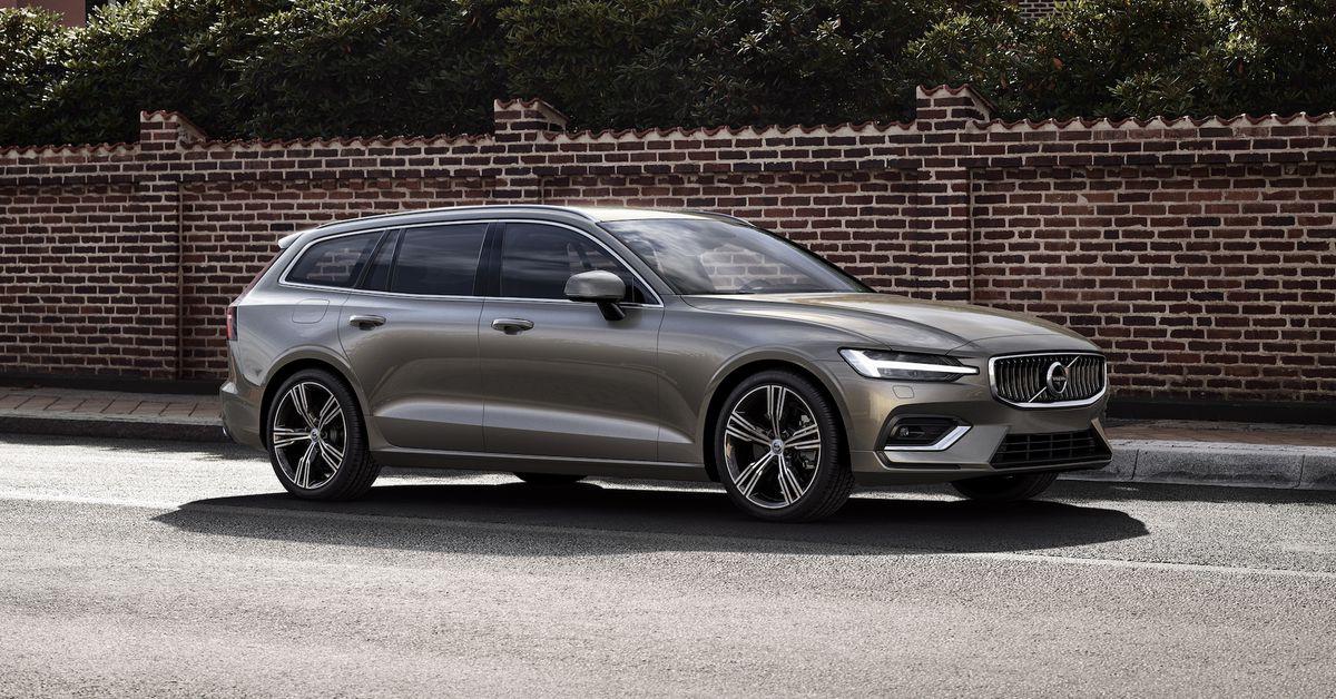 Volvo V60 Hybrid Kokemuksia