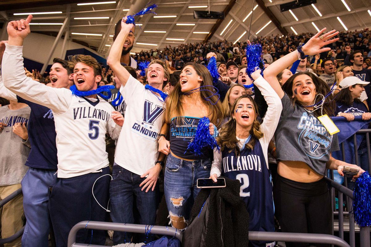 Villanova Basketball S 2019 2020 Schedule July Update Vu