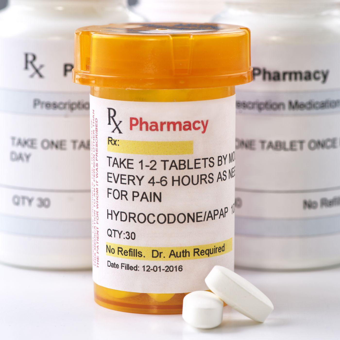 Post dating narcotic prescriptions