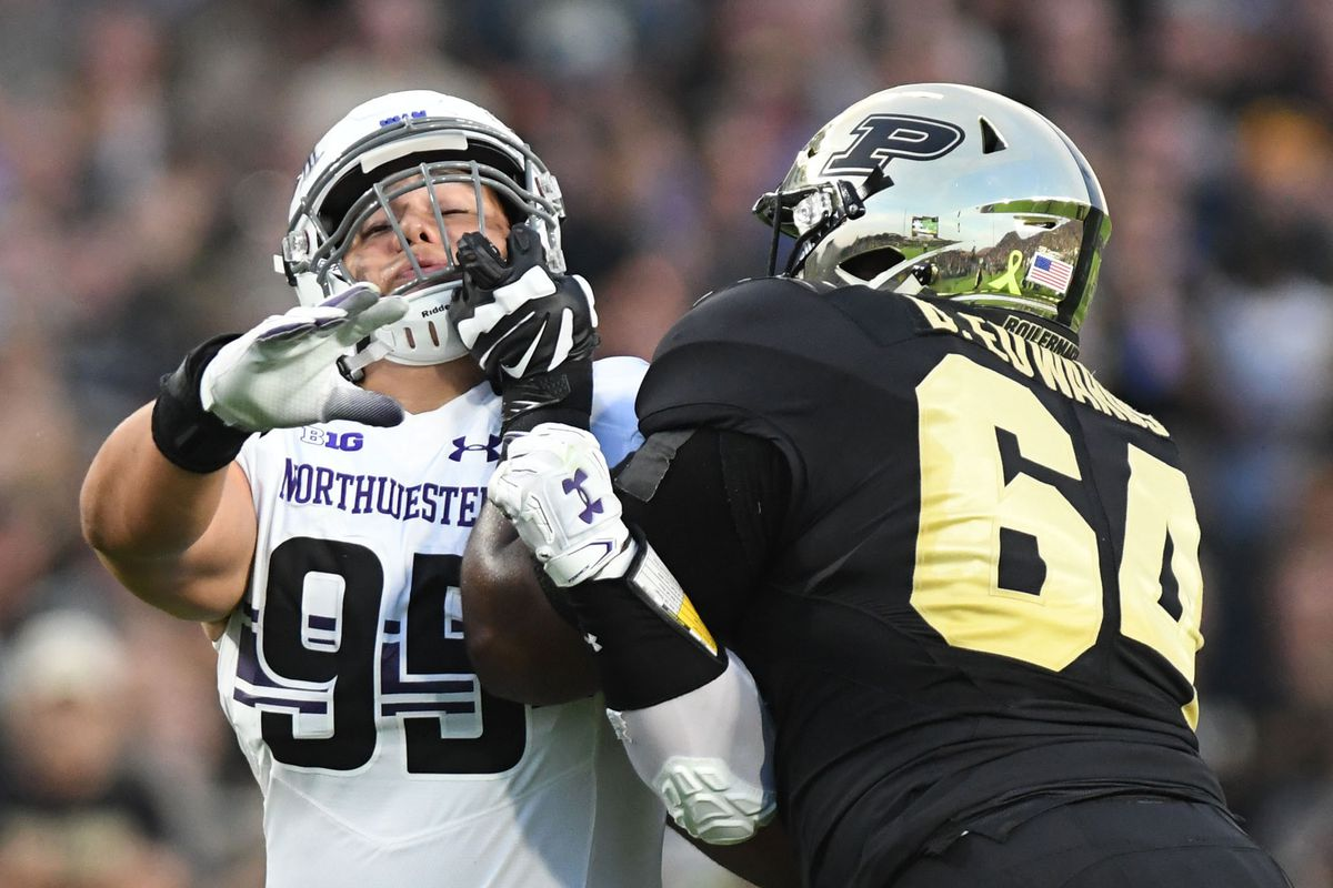 Northwestern football's most important players — No. 5: Alex Miller