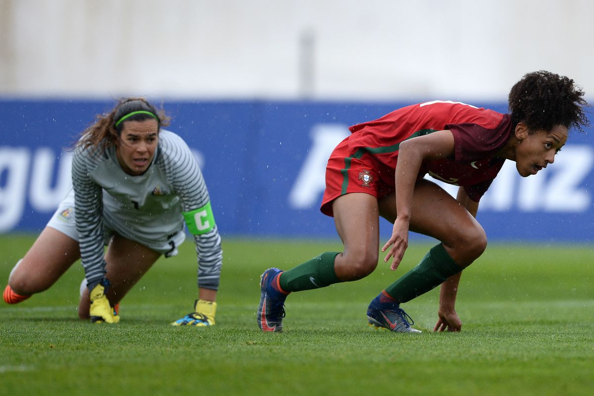 Australia v Portugal - Algarve Cup 3rd Place Playoff